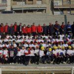 Participantes en el primer torneo Memorial Manuel Luque - 2009