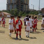 Partido Alevin CAN RULL R.T. - SEVILLA F.C. año 2007 Torneo CIUTAT DE SABADELL - FOTO : Lluis Franco