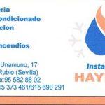 INSTALACIONES HAYFRA