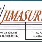 MUEBLES JIMASUR  AV. DE ANDALUCIA S/N EL RUBIO (SEVILLA)