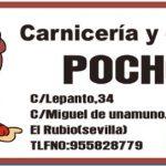 CARNICERIA POCHOLO C/ LEPANTO 34 EL RUBIO (SEVILLA)