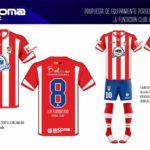 1º Equipacion La Fundicion FC 2019/2020